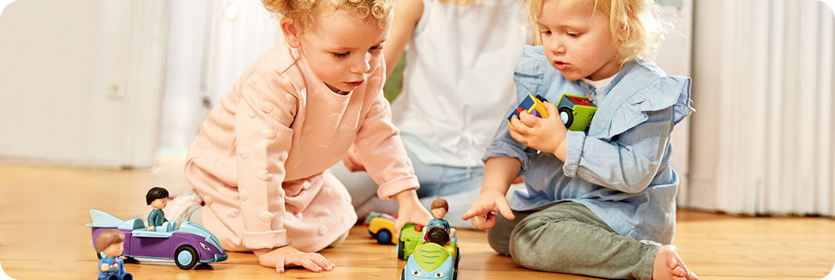 Zweijährige: Wie viel Spielzeug besitzt Ihr Kind? |